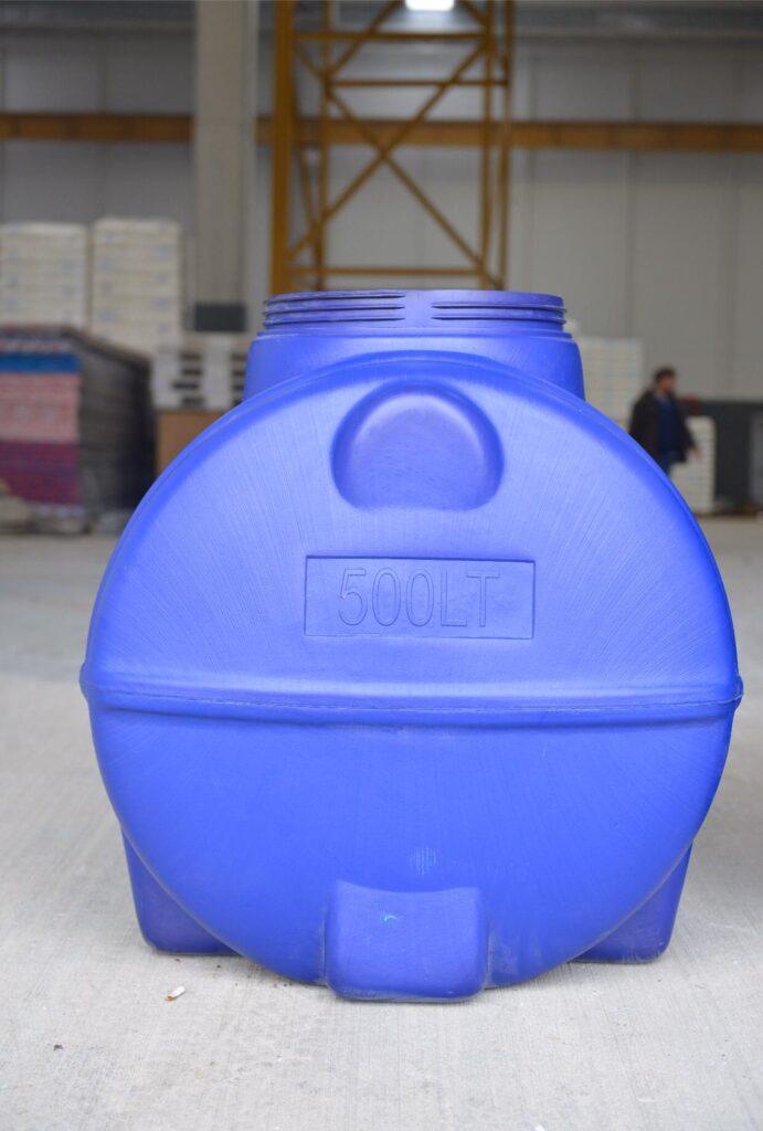 трипластов полиетиленов резервоар 500 литра