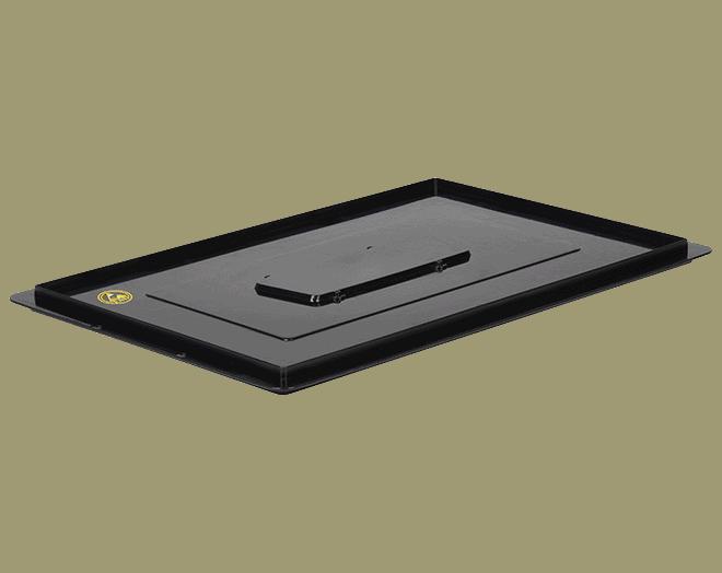 антистатичен капак HP-20X30 ESD