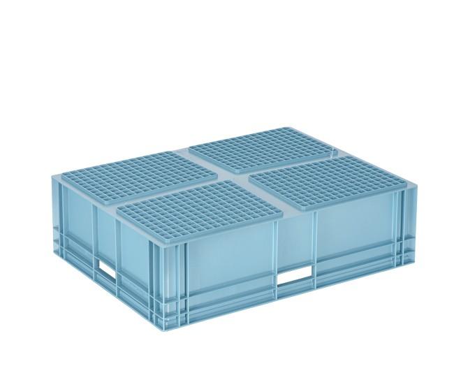 Пластмасова каса AX-8622