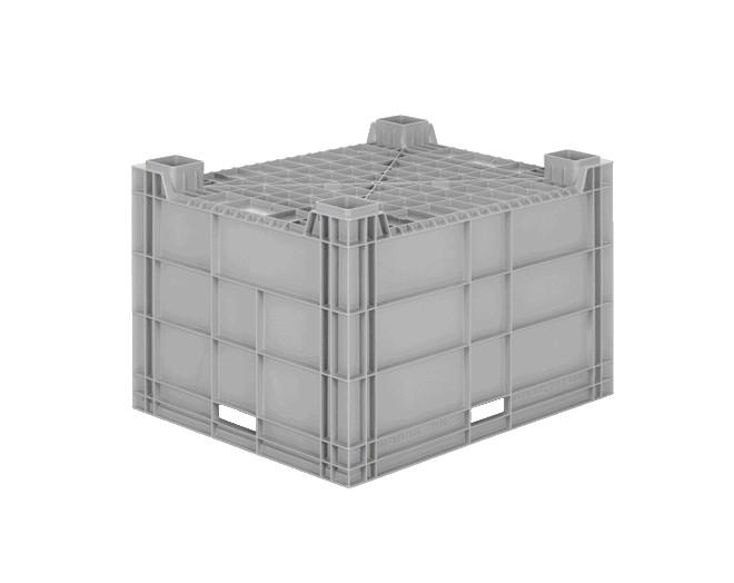 Пластмасова каса AX-8650