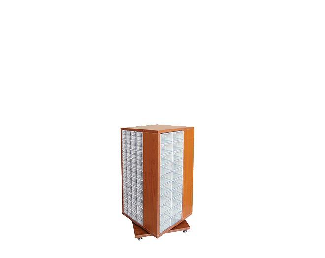 дървен щендер с кутии за чекмеджета SD-220
