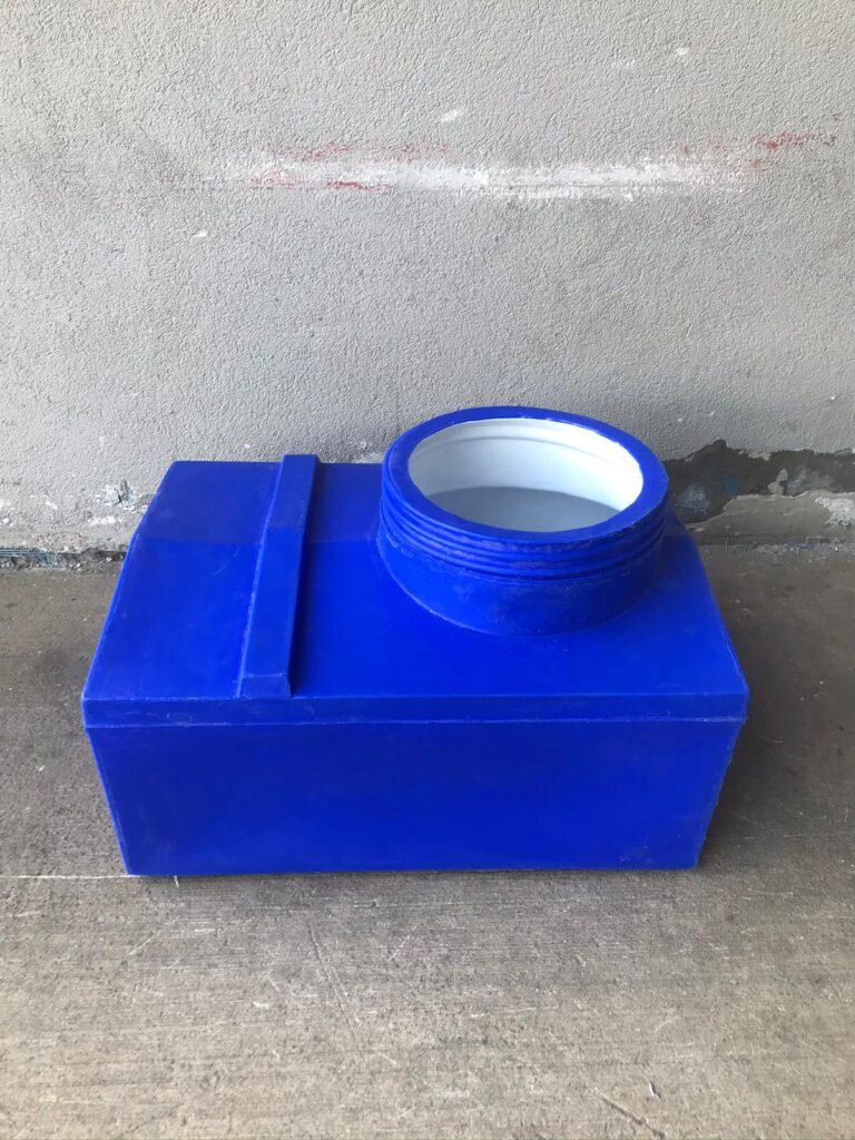 двупластов-квадратен-резервоар 100