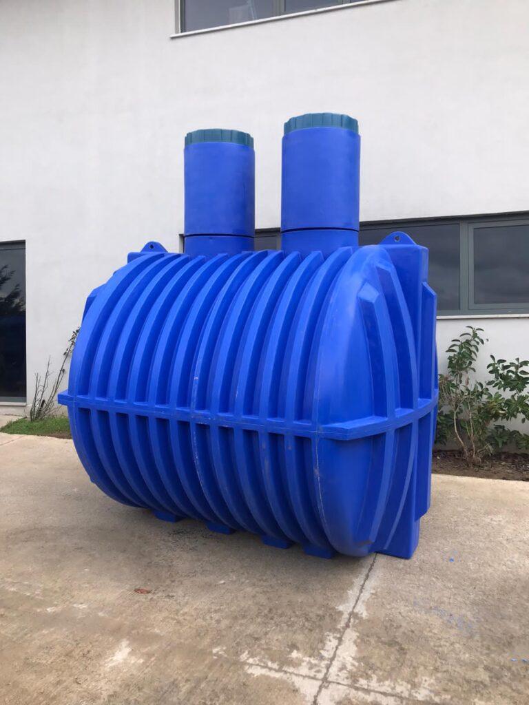 септичен резервоар 5000 литра