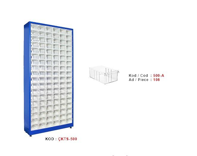 Едностранен щендер CKTS-500