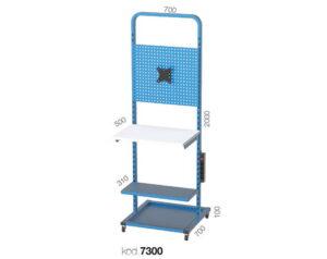 индустриален шкаф 7300
