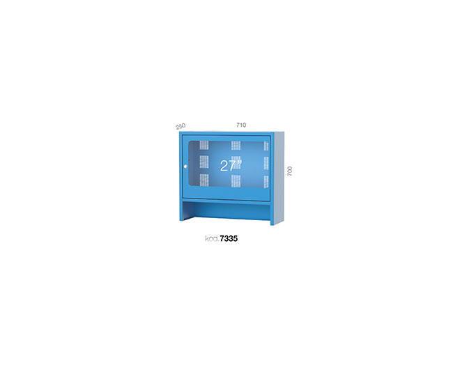 индустриален шкаф 7335