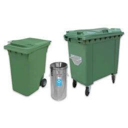 Контейнери за индустриални отпадъци