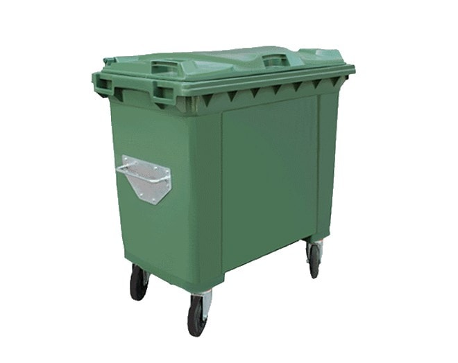 кош за отпадъци CK-660