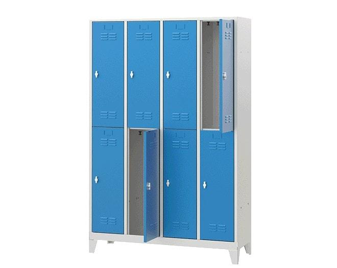 метален гардероб 6018