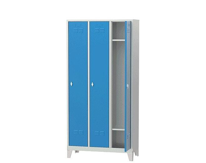 метален гардероб 6033
