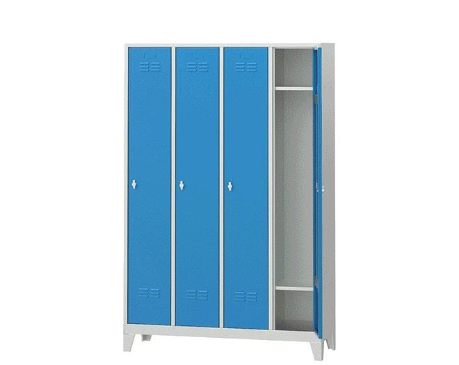 метален гардероб 6034