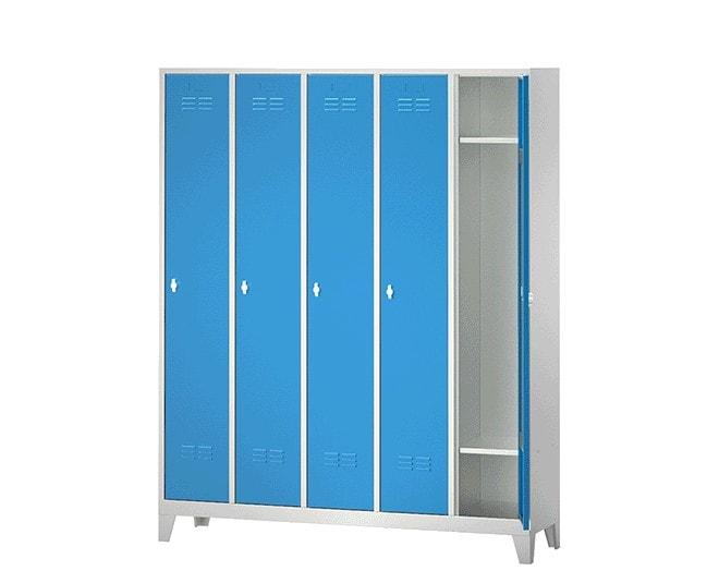 метален гардероб 6035