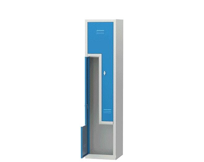 метален гардероб 6042
