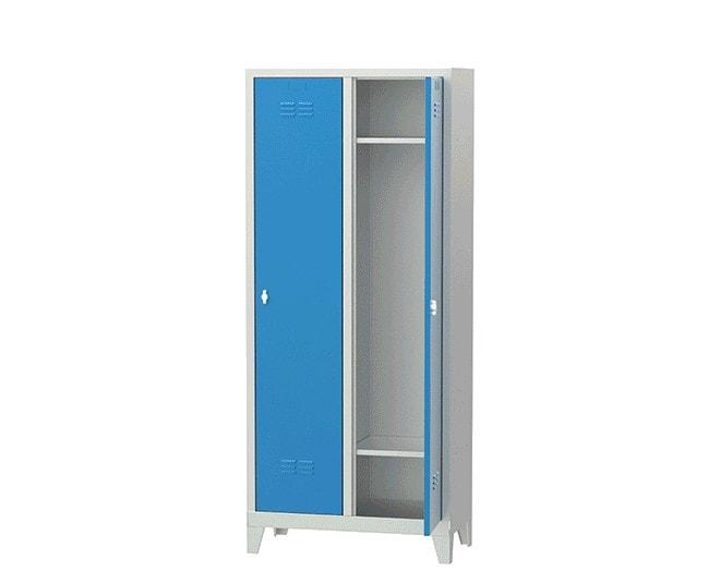 метален гардероб 6053