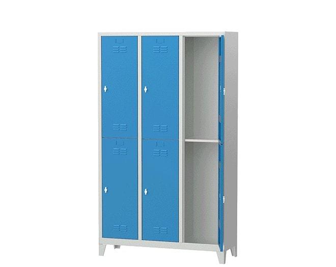 метален гардероб 6061