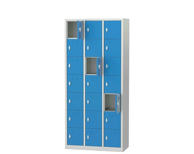метален гардероб 6084