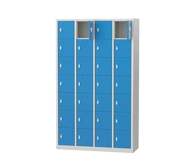 метален гардероб 6092