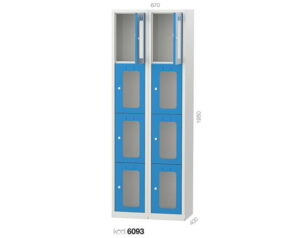 метален гардероб 6094