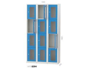 метален гардероб 6096