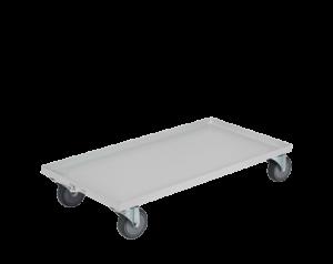 Метална количка за каси YM-4080