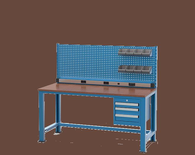 метална работна маса 3135