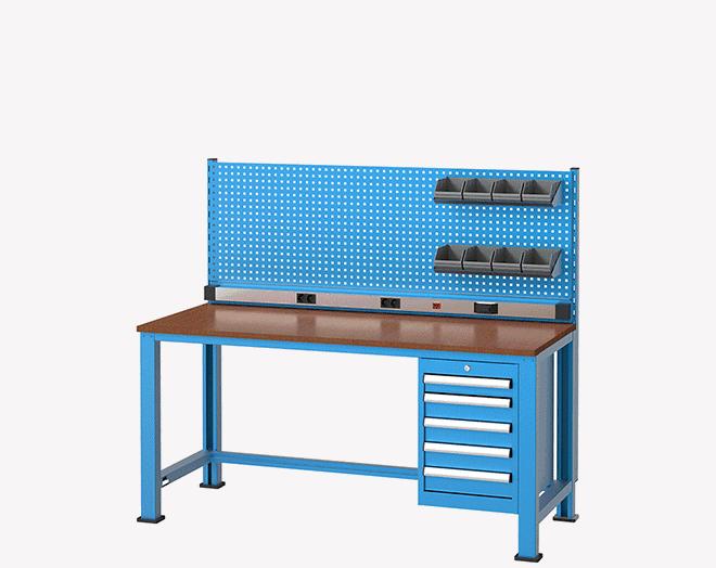 Работна маса с панел за инструменти 3140