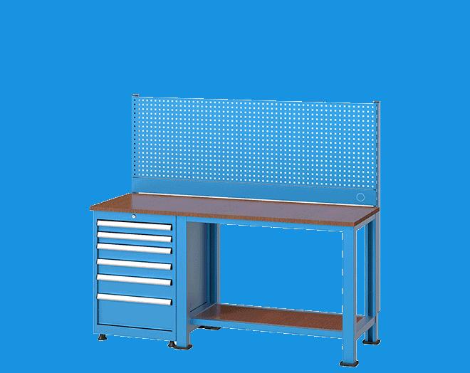 метална работна маса 3186