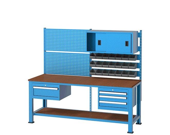 метална работна маса 3260