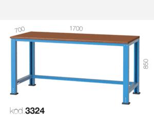 метална работна маса 3320
