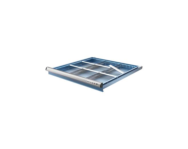 метални разделители (опция)