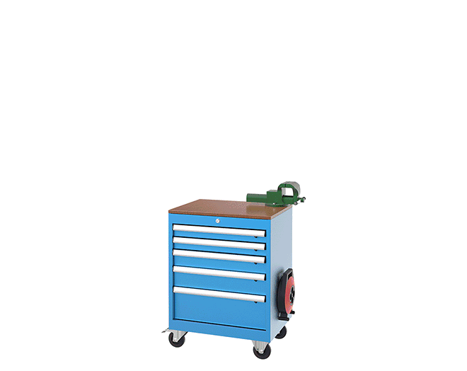 мобилен шкаф за инструменти 8085