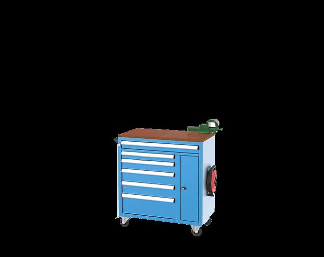 мобилен шкаф за инструменти 8101