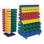 Модули и щендери от стелажни кутии