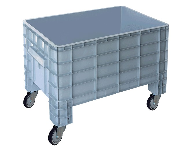 пластмасов контейнер на колела K-370-T