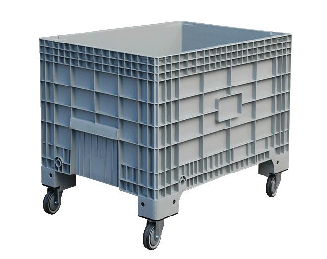 пластмасов контейнер на колела K-550-T