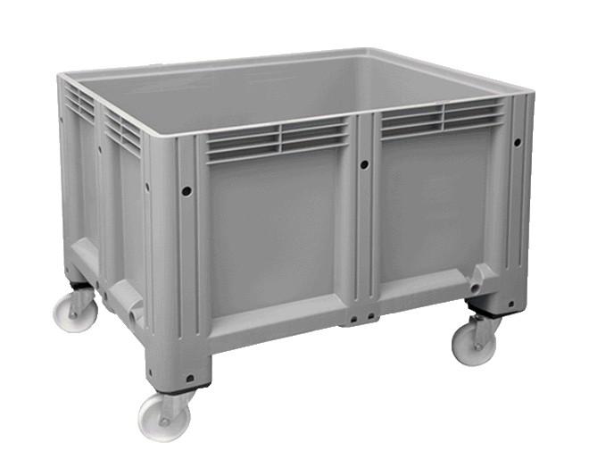 пластмасов контейнер на колела K-6700-KT