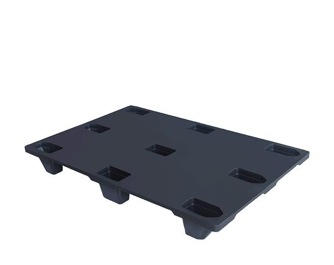 пластмасов палет 80-120 XEP плътен