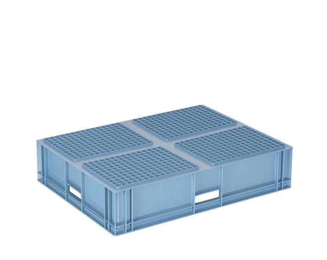 Пластмасова каса AX-8616