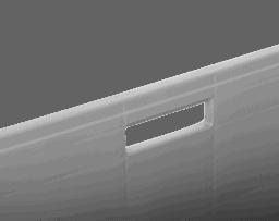 Пластмасова каса AX-8639
