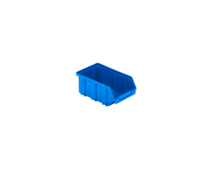 пластмасова стелажна кутия A-100
