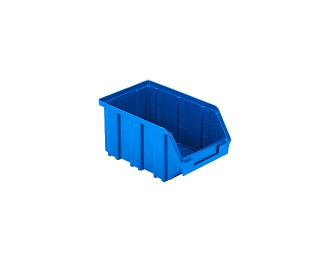 пластмасова стелажна кутия A-200