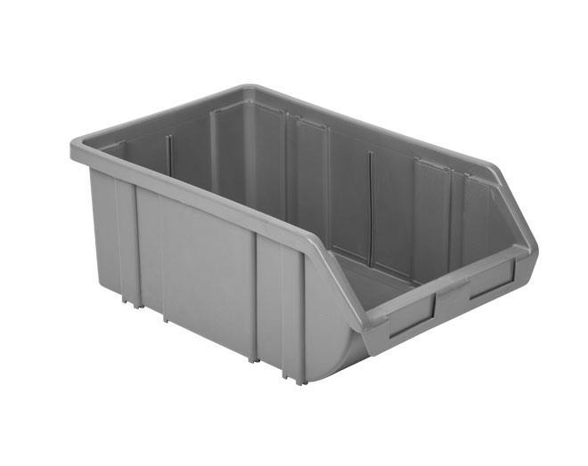 пластмасова стелажна кутия A-400