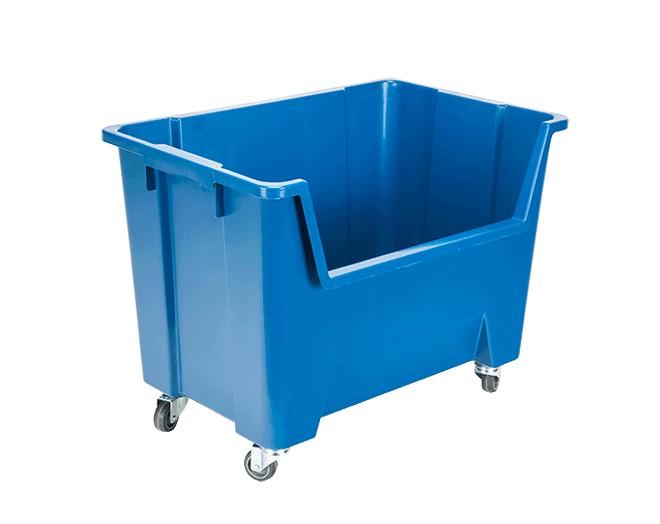 пластмасова стелажна кутия A-530-T