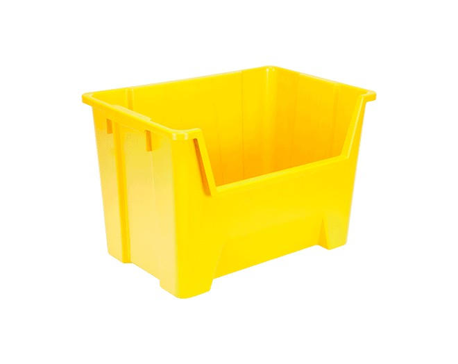 пластмасова стелажна кутия A-530
