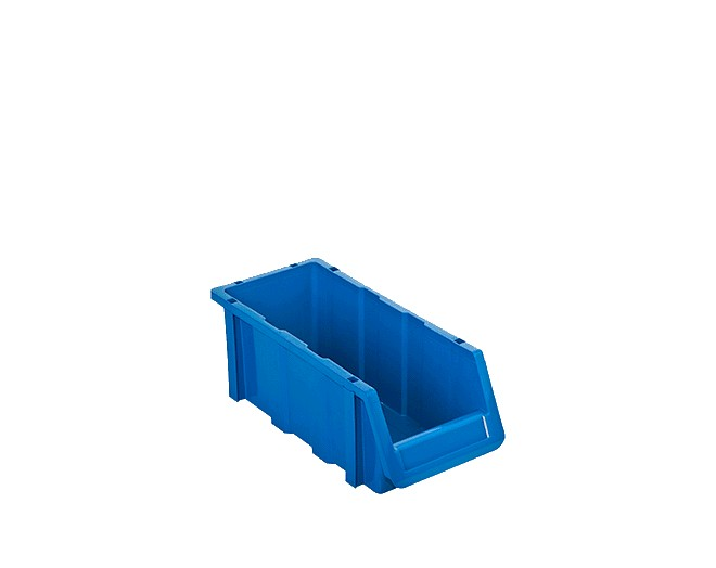 пластмасова стелажна кутия AV-415