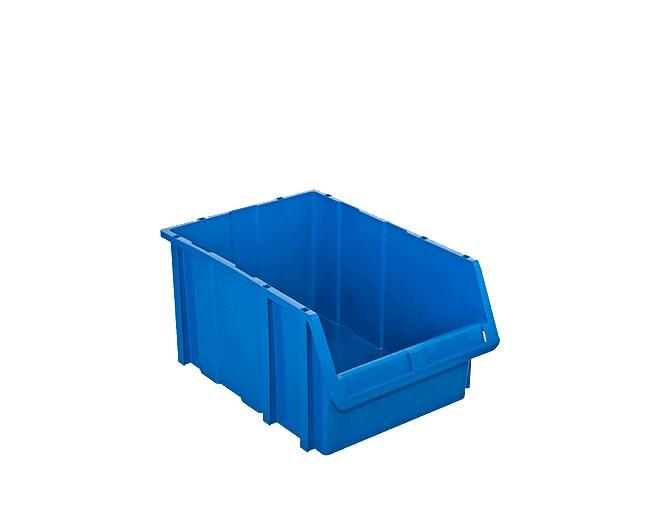 пластмасова стелажна кутия AV-550
