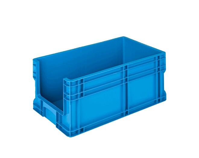 Пластмасова стифираща кутия за стелаж HP-27-AV