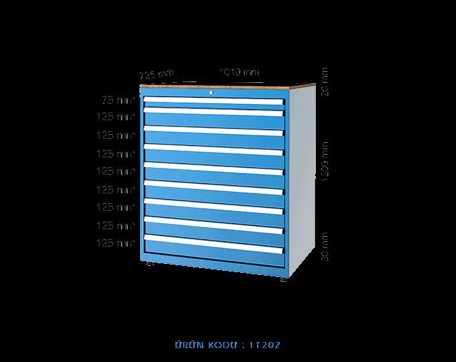 шкаф за инструменти 11202