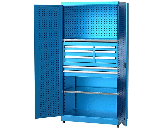 шкаф за материали 6187