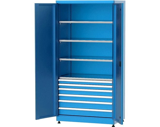 шкаф за материали 6217